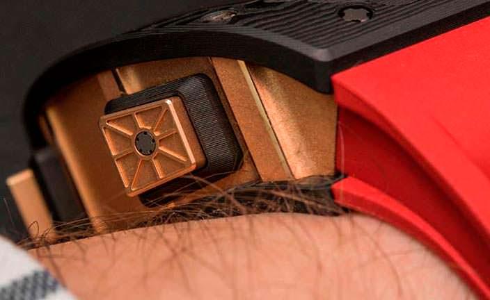 Корпус часов Richard Mille RM 50-01 G-Sensor
