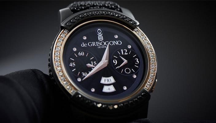велирные смарт-часы De Grisogono Samsung Gear S2