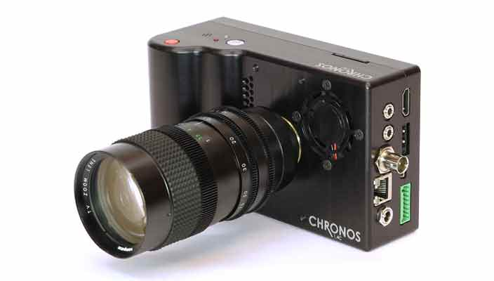 Chronos 1.4 - самая быстрая высокоскоростная камера | цена, фото