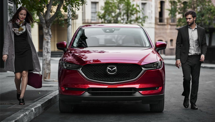 Новая Mazda CX-5 2017