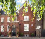 Дом Уинстона Черчилля на Гайд Парк Гейт 28 в Лондоне