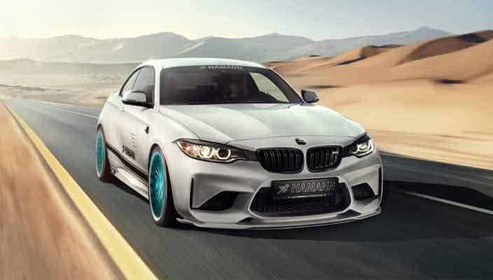 Тюнинг BMW M2 от Hamann | фото, видео, характеристики