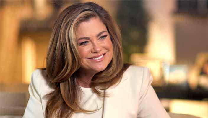 Рейтинг Forbes «Самые богатые знаменитости». Кэти Айрленд