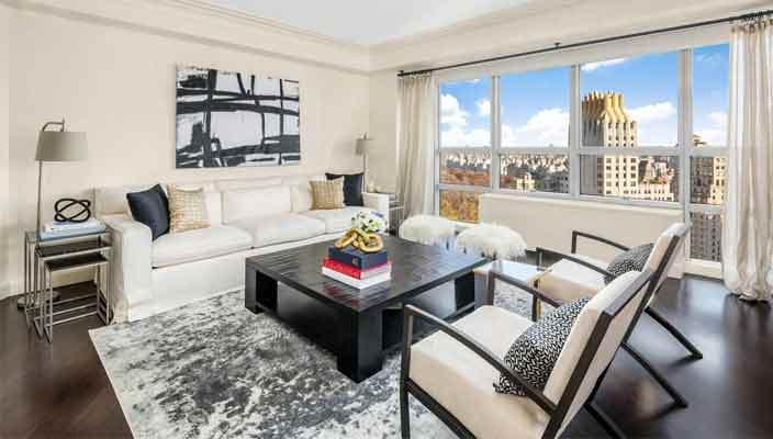 Квартира модели Адрианы Лимы в Нью-Йорке | фото, цена