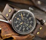 Часы в винтажном стиле Laco Flieger Erbstück | фото, цена