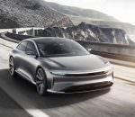 Lucid Air - конкурент Tesla Model S из Китая | фото, видео