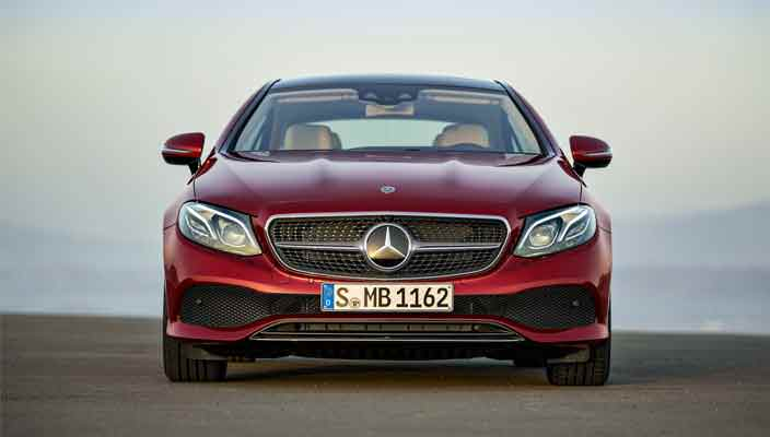 Новый Mercedes-Benz E-Class Coupe C213 | фото, видео, хар-ки