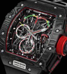 Часы McLaren за $1 млн от Richard Mille   фото, обзор