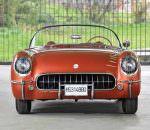 Раритетный родстер Chevrolet Corvette C1 вернули к жизни