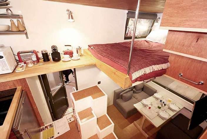 Дизайн комнаты 3 на 3 метра