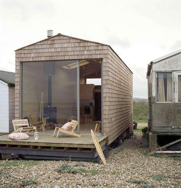Дом на берегу моря. Проект Studiomama
