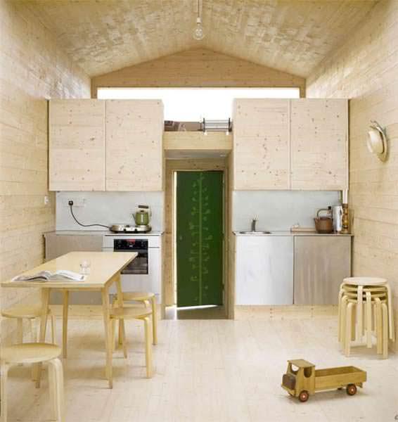 Кухня гостиная спальня в одной комнате