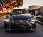 Седан Lexus LS пятого поколения | фото, видео, характеристики