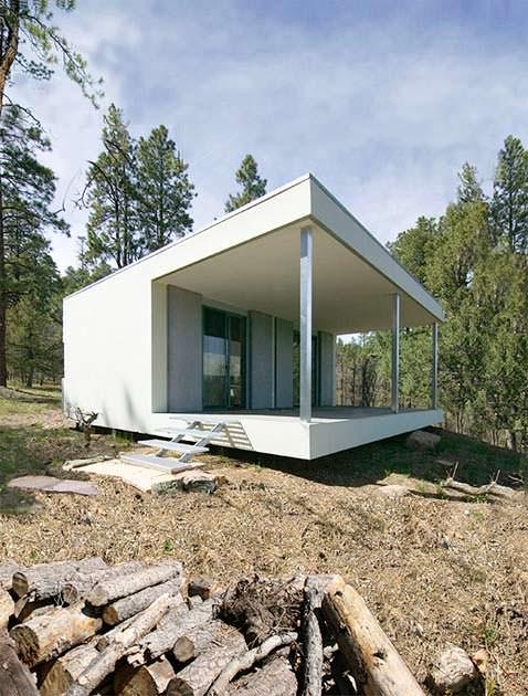 Маленький комфортный дом Williams Cabin