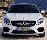 Рестайлинг Mercedes-Benz GLA X156 2017 г | фото, видео, цена