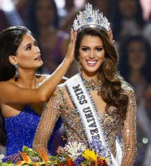 Мисс Вселенная 2016 победительница 24-летняя француженка   фото