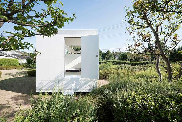 Многофункциональный компактный дом-комната PACO