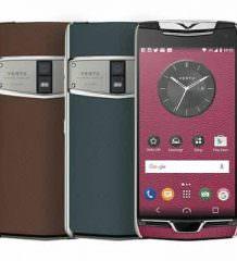 Телефон Vertu Constellation нового поколения | цена, инфо