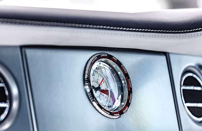 Часы Rolls-Royce