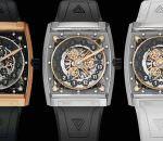Часы Vault V1: дань уважения банковскому сейфу | цена, инфо