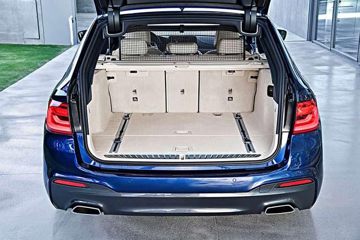 Багажник багажник BMW 5-Series Touring