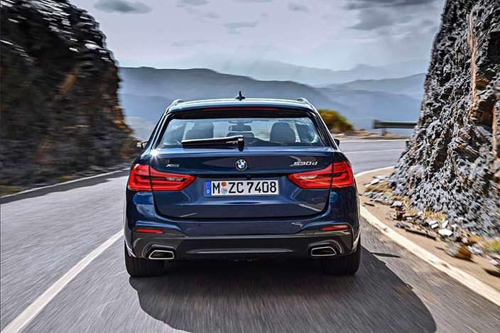Новая BMW 5 G31