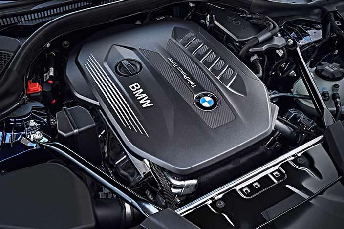 Двигатель BMW 5-Series Touring G31