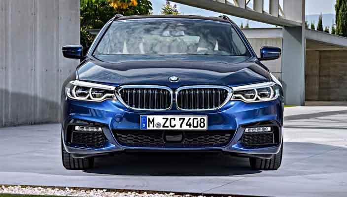 Новый универсал BMW 5-Series Touring G31 | фото, видео, инфо
