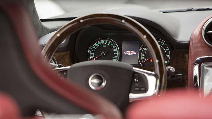 Руль Speedback GT 2017