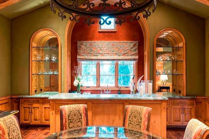 Дизайн современной классической кухни