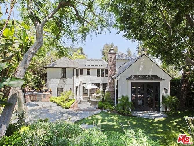 Дом Джона Сигела в Голливуде