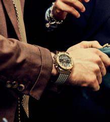 Новые элегантные мужские часы Hublot Italia Independent