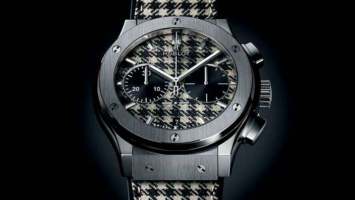 Новые элегантные мужские часы Hublot Italia Independent c1277a63cbd