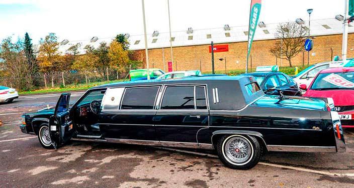 Лимузин Cadillac Trump 1988 года выпуска