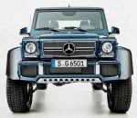 Внедорожник Mercedes-Maybach G 650 Landaulet | фото, видео
