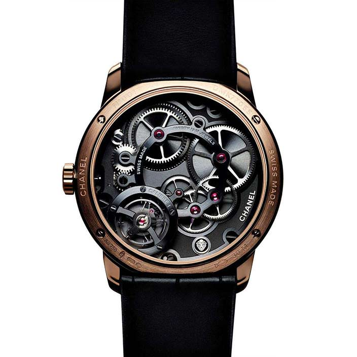 Мужские часы Chanel Monsieur Limited Edition