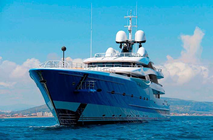 99-метровая яхта от Feadship