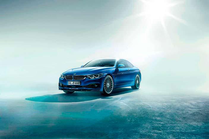 2017 BMW Alpina B4 S Bi-Turbo