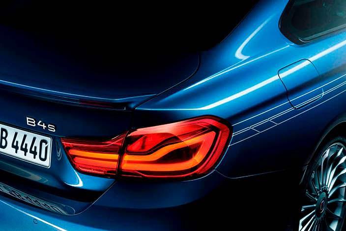 Стоп-сигналы BMW Alpina B4 S Bi-Turbo