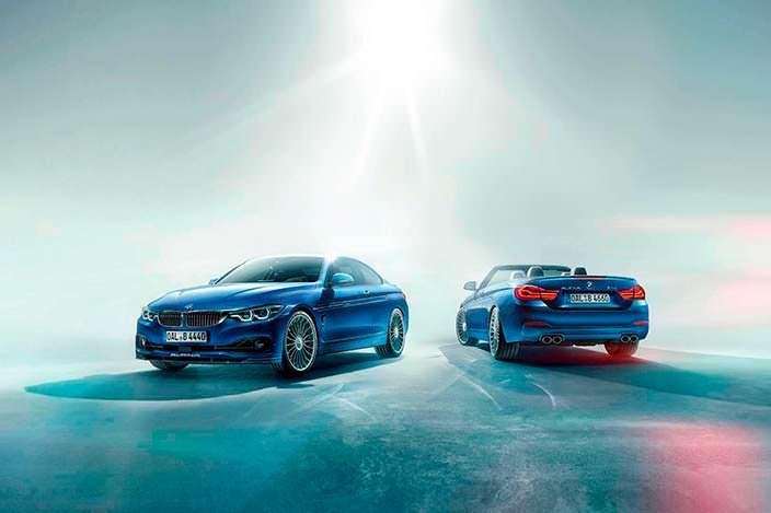 BMW Alpina B4 S Bi-Turbo F32 и F33