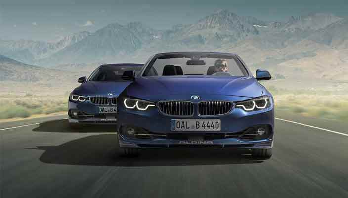 Официально: 2017 BMW Alpina B4 S Bi-Turbo | фото, инфо