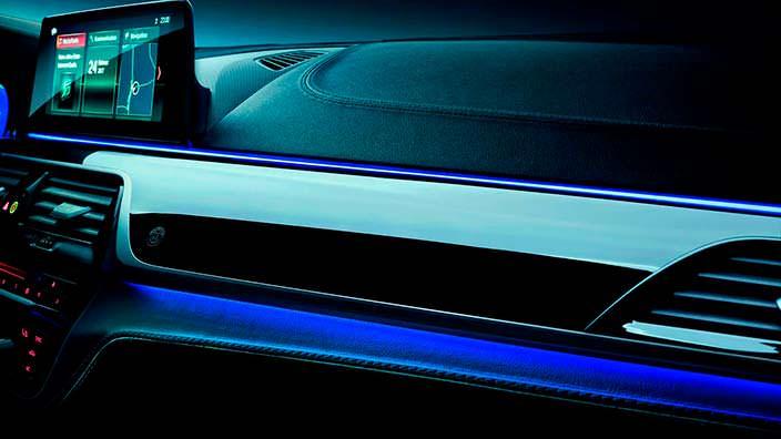 Варианты отделки салона BMW Alpina B5 Bi-Turbo