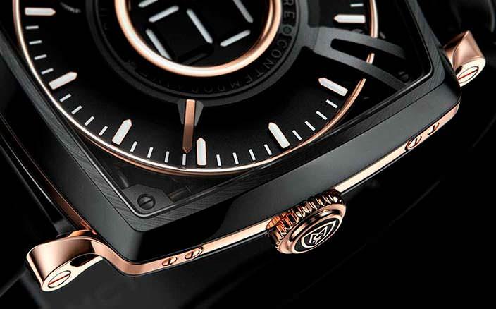 Новые часы MCT Dodekal One D110 для Baselworld 2017