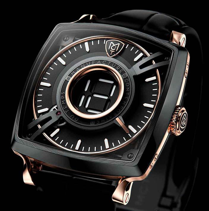 Стильные часы MTC Dodekal One D110