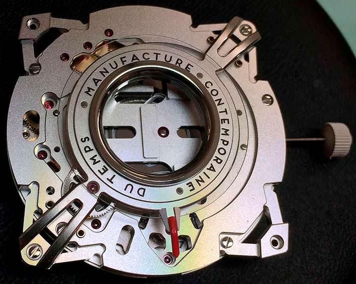 Часовой механизм MCT-D1