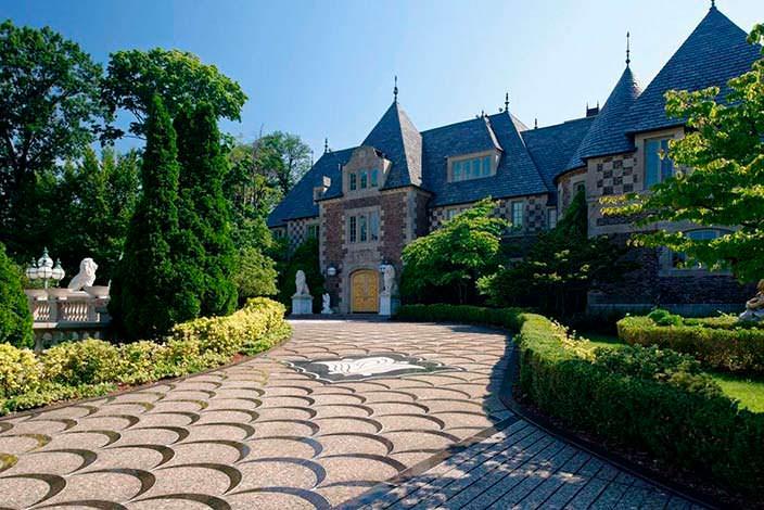Фото | Замок Гэтсби на Лонг-Айленде