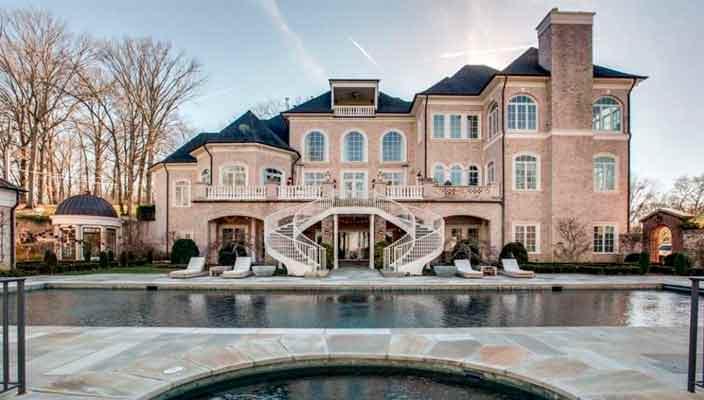 Келли Кларксон продает шикарный дом в Теннеси | фото, цена