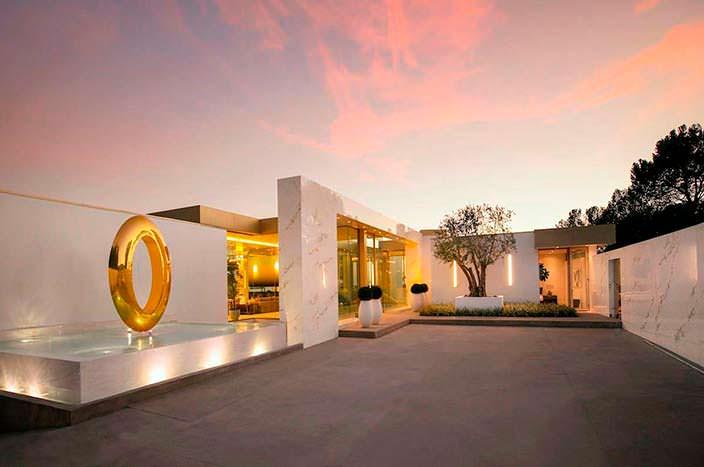 Дом за $100 миллионов в Бел-Эйр