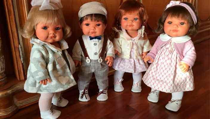 Интернет-магазин Oops-Baby: испанские куклы в ассортименте