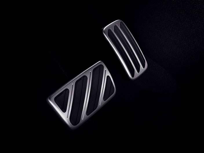 Алюминиевые педали Акура